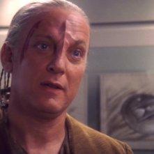 Conor O'Farell nel ruolo del leader religioso D'Jamat nell'episodio 'Il dominio prescelto' della serie tv Enterprise