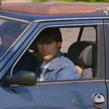 Davide Iannuzzi interpreta Valerio 'Giusva' Fioravanti in un filmato di Blu Notte, di Carlo Lucarelli