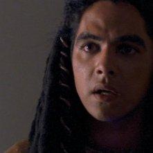 Alexis Cruz, nei panni del giovane amico di O'Neill Skaara, rapito dai Goa'uld come ospite per Klorel nella serie Stargate SG-1, episodio: Inganno