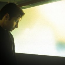 David Duchovny in una scena di X-Files
