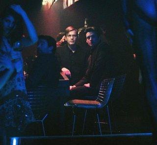 Ewan McGregor e Hugh Jackman in una scena di Sex List - Omicidio a tre