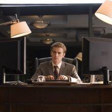 Hayden Christensen in una sequenza del film Presunta innocenza