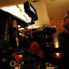Il regista Marcel Langenegger sul set del film Sex List - Omicidio a tre