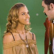 Jessica Alba in una scena del film The Ten