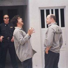 Ken Marino e Rob Corddry in una sequenza del film The Ten