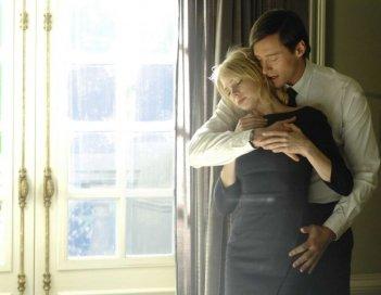 Michelle Williams e Hugh Jackman in una sequenza del film Sex List - Omicidio a tre