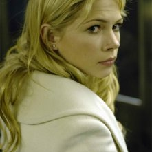 Michelle Williams in una sequenza di Sex List - Omicidio a tre