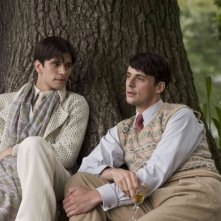 Ben Whishaw e Matthew Goode in una scena di Brideshead Revisited