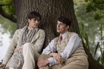 Ben Whishaw e Matthew Goode in una scena di Brideshead Revisited