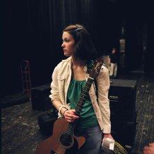 Hannah Bailey in una scena del documentario American Teen