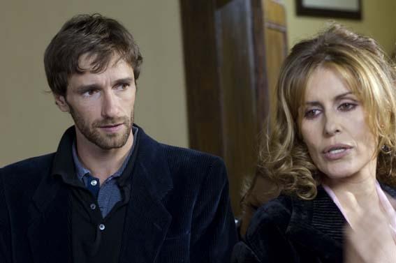 Ignazio Oliva E Caterina Vertova In Una Sequenza Del Film La Canarina Assassinata 83663