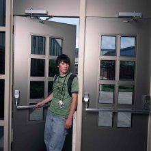 Jake Tusing in un'immagine promozionale del documentario American Teen