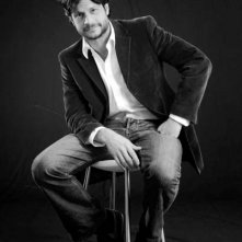 L'attore Andrea Sartoretti.