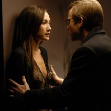 Maggie Q e Ewan McGregor in una scena del film Sex List - Omicidio a tre