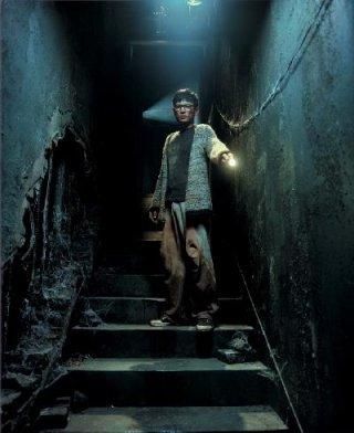 Un'immagine suggestiva del film Black House