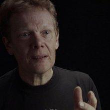 Philippe Petit in un'immagine tratta dal documentario Man on Wire