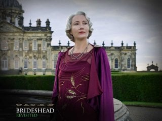 Wallpaper di Brideshead Revisited con Emma Thompson