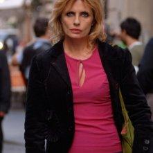 Isabella Ferrari in una sequenza del film Un giorno perfetto