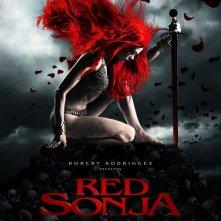La locandina di Red Sonja