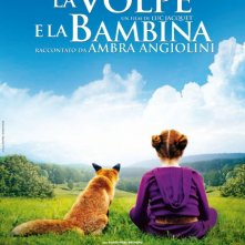 La locandina italiana de La volpe e la bambina
