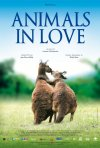 La locandina italiana di Gli animali innamorati