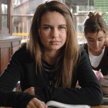 Nicole Murgia in una sequenza del film Un giorno perfetto