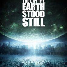 Nuovo poster per il film The Day the Earth Stood Still