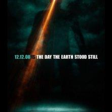 Poster per il film The Day the Earth Stood Still