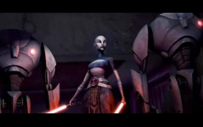 Star Wars: The Clone Wars - Trailer italiano