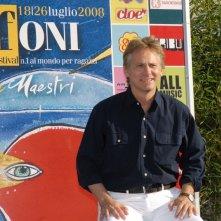 Giulio Scarpati ospite al Giffoni Film Festival 2008