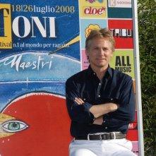Giulio Scarpati ospite alla 38a edizione del Giffoni Film Festival
