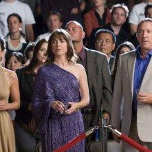 Alice Braga, Rebecca Pidgeon e Tim Allen in una scena del film Redbelt