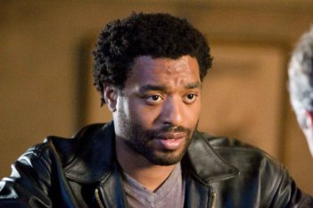 Chiwetel Ejiofor in una sequenza del film Redbelt
