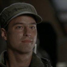 Courtenay J. Stevens è il Tenente Elliot, una delle giovani leve che viene messa alla prova per entrare a far parte dell'SGC nell'episodio ' Terreno di prova' della serie Stargate SG-1