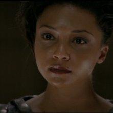 Danielle Nicolet è Reese, l'androide responsabile della creazione dei Replicanti nella serie tv Stargate SG-1, episodio: Minaccia