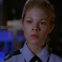 Elisabeth Rose intepreta il cadetto Jennifer Hailey, una recluta brillante ma ribelle, nella serie Stargate SG-1, episodio: Prodigio