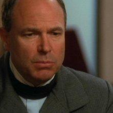 Malcolm Stewart, nel ruolo di Dollen, capo dei cittadini di Pangera nell'episodio 'La cura' della serie Stargate SG-1