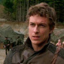 Peter Stebbings è un leader dei Tok'ra, Malek che non accetta facilmente la presenza dei Jaffa sul Sito Alfa nell'episodio 'Fedeltà' della serie Stargate SG-1