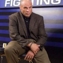 Randy Couture in una scena del film Redbelt
