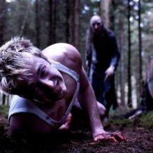 Robert Hoffman in una scena del film Shrooms - Trip senza ritorno