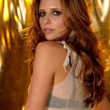Sarah Michelle Gellar in una scena del film The Air I Breathe