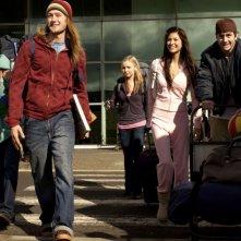 Un'immagine tratta dal film Shrooms - Trip senza ritorno