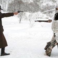 Un'immagine del film Sukiyaki Western Django