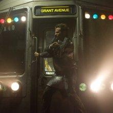 Bradley Cooper in una sequenza di The Midnight Meat Train