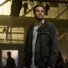 Bradley Cooper interpreta il fotografo Leon nel film The Midnight Meat Train