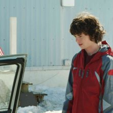 Charlie McDermott in una scena del film Frozen River