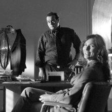 Domenico Fortunato e Giada Desideri sul set di Animanera