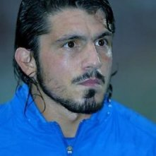 Il calciatore Gennaro Gattuso