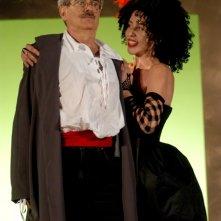 Giuseppe e Micol Pambieri in La commedia degli errori