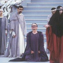 Giuseppe Pambieri in Edipo Re (estate 2001)